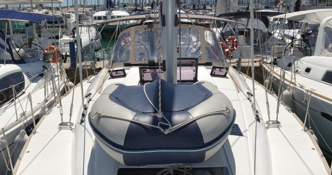 Rental Sailboat in Sukošan - Jeanneau Sun Odyssey 509