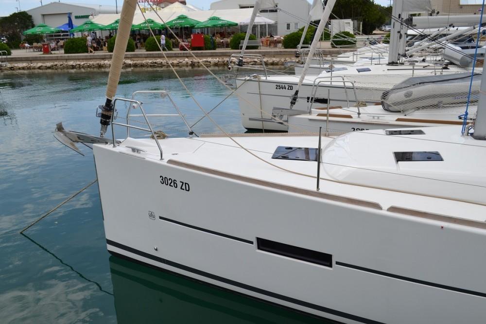 Boat rental Sukošan cheap Dufour 412