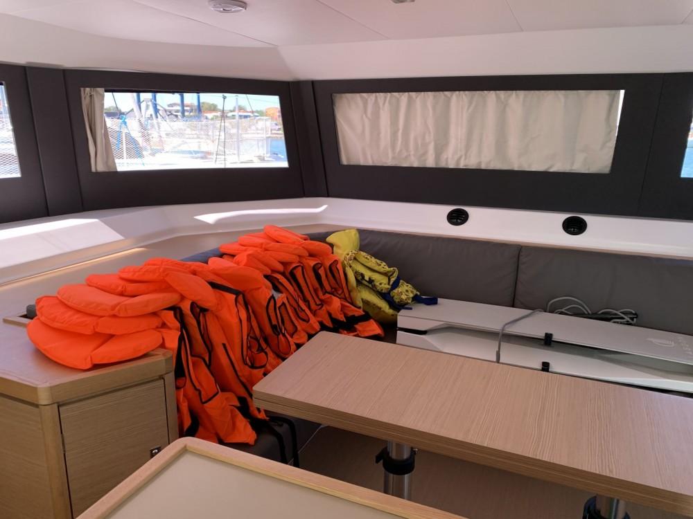 Boat rental Sukošan cheap Dufour Catamaran 48