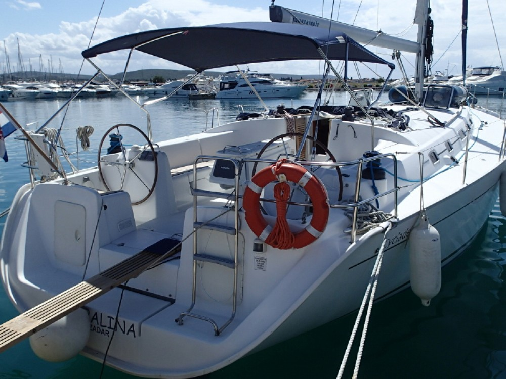 Rental Sailboat in Sukošan - Bénéteau Cyclades 50.5