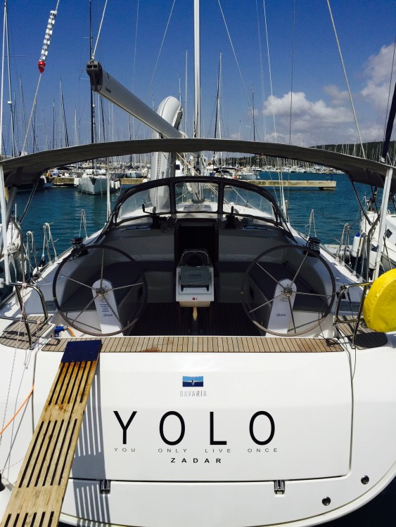 Rental yacht Sukošan - Bavaria Bavaria Cruiser 51 on SamBoat