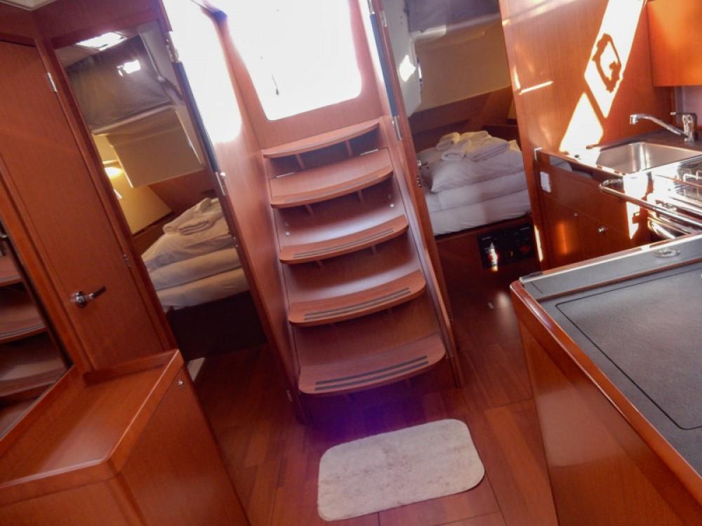 Boat rental Primošten cheap Oceanis 41.1