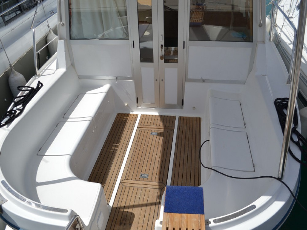Rental yacht Sukošan - Sas Vektor ADRIA 1002 on SamBoat