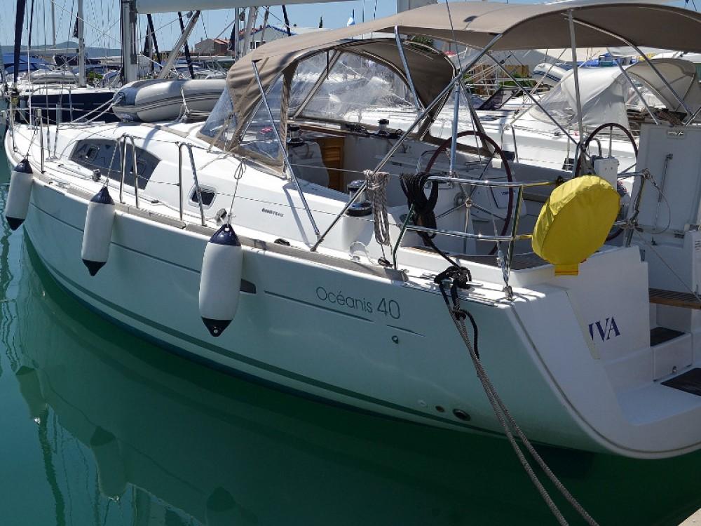 Rental yacht Sukošan - Bénéteau Oceanis 40 on SamBoat