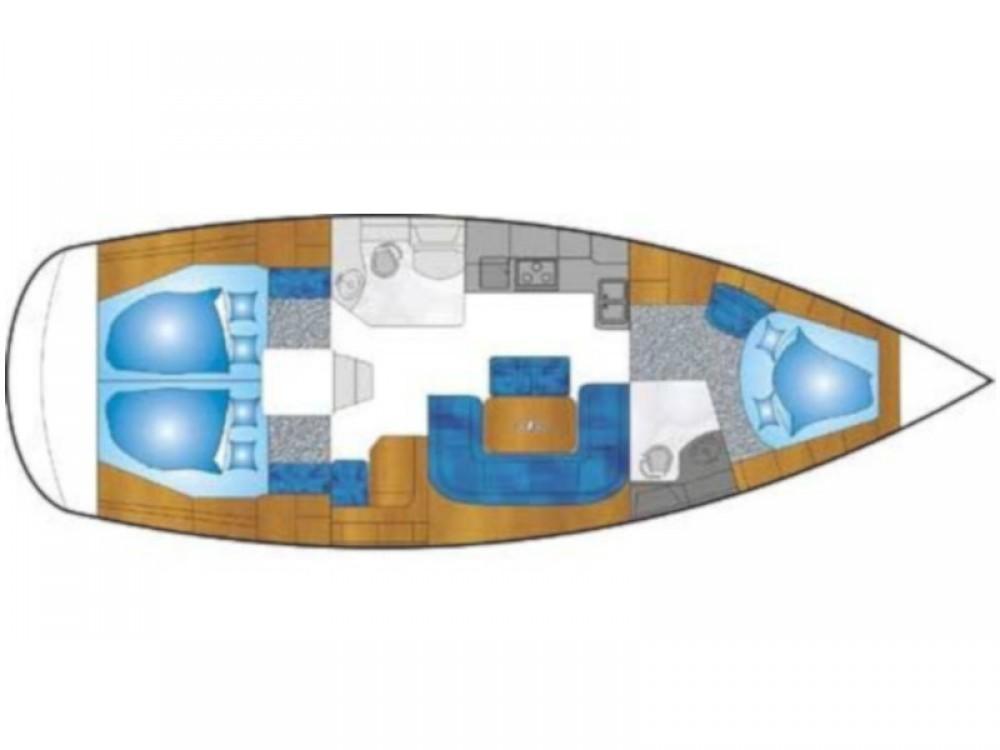 Boat rental Krk cheap Bavaria 39 Cruiser