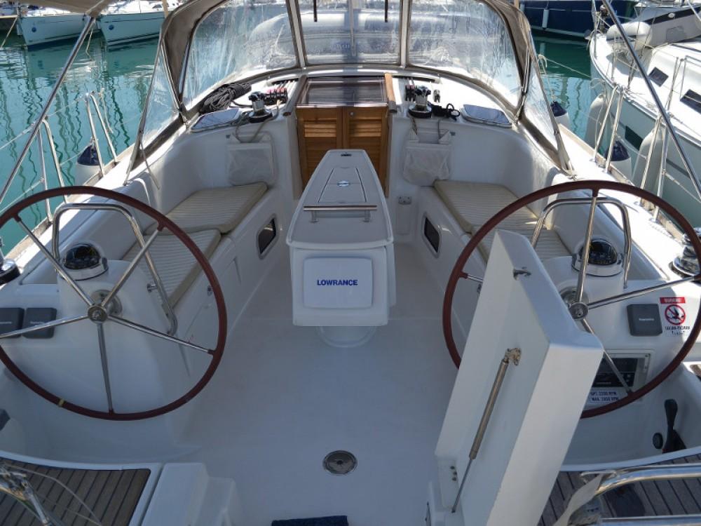 Boat rental Bénéteau Oceanis 40 in Sukošan on Samboat