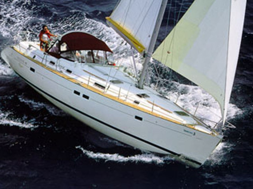 Boat rental Bénéteau Oceanis 411 in Krk on Samboat