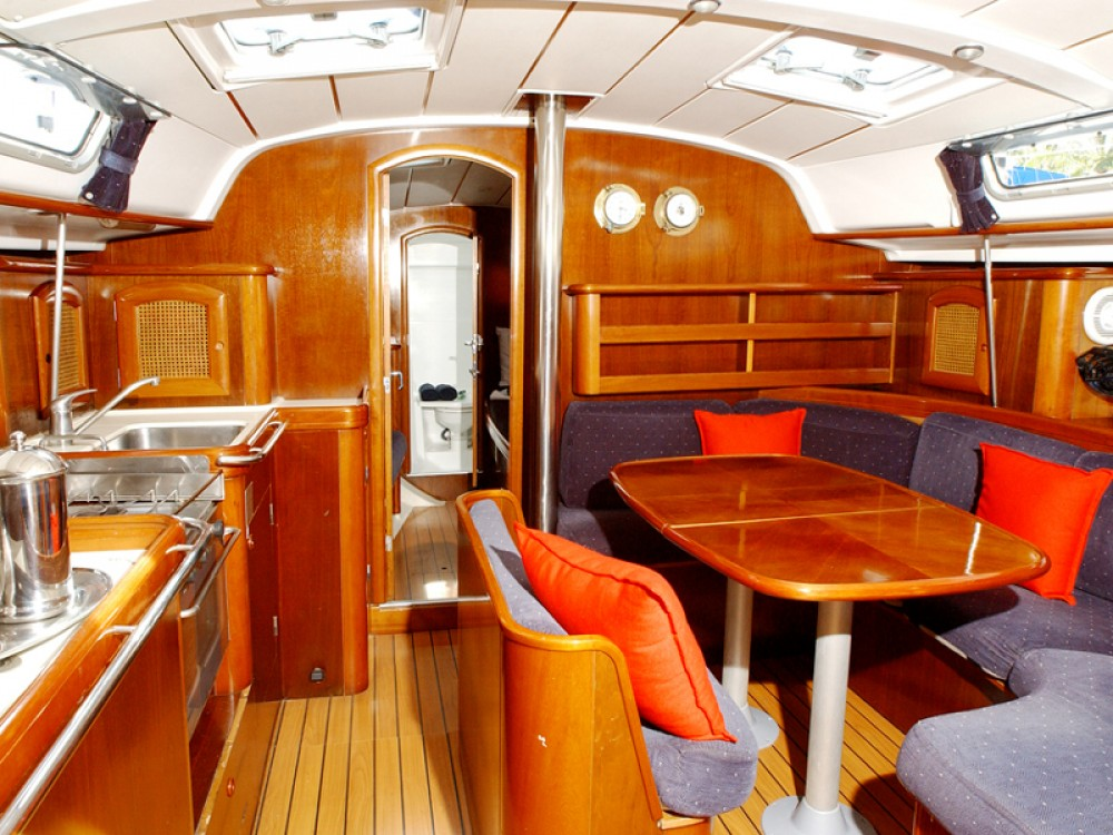Hire Sailboat with or without skipper Bénéteau Krk
