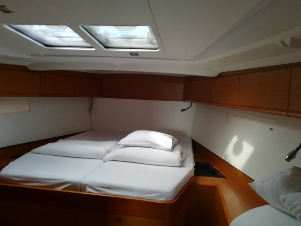 Jeanneau Sun Odyssey 509 Owner between personal and professional Sukošan