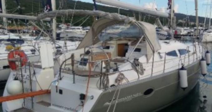 Rental Sailboat in Punat - Elan Elan 434