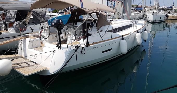 Rental Sailboat in Sukošan - Jeanneau Sun Odyssey 419