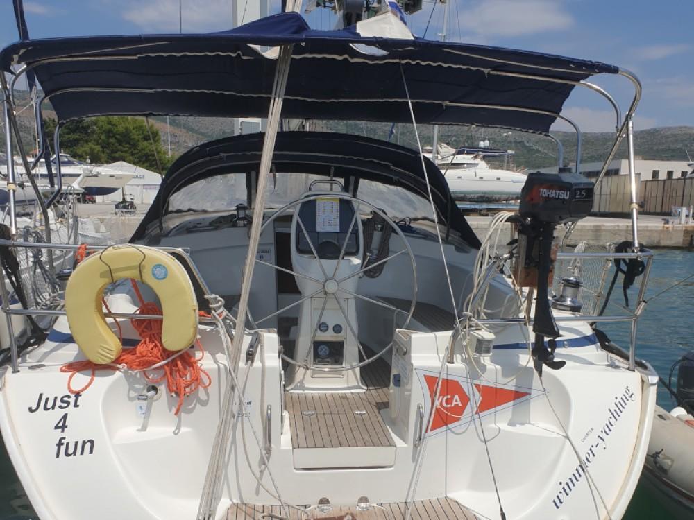 Bavaria Bavaria 39 Cruiser between personal and professional Primošten