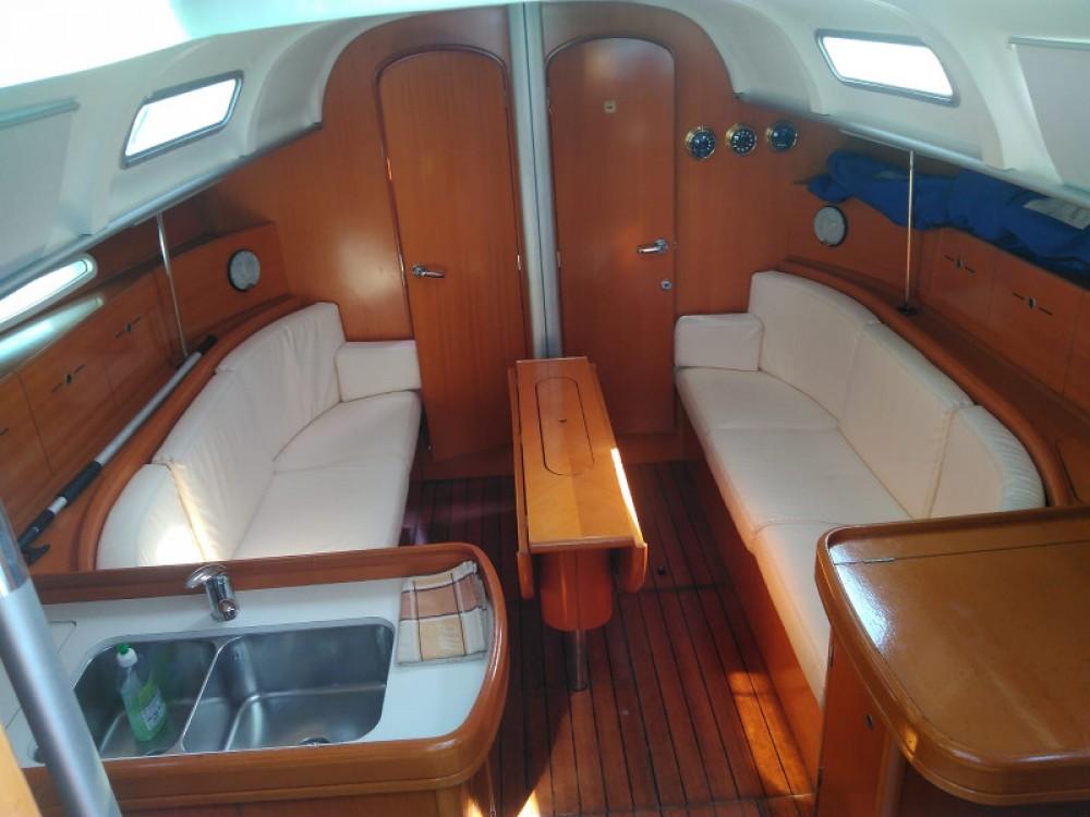 Boat rental Krk cheap First 40.7