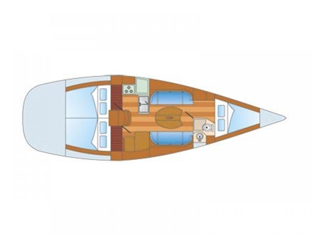 Boat rental Bénéteau First 40.7 in Krk on Samboat