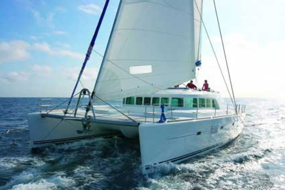 Catamaran for rent Syracuse at the best price