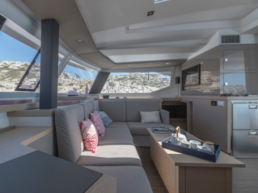 Hire Catamaran with or without skipper Fountaine Pajot Općina Sukošan