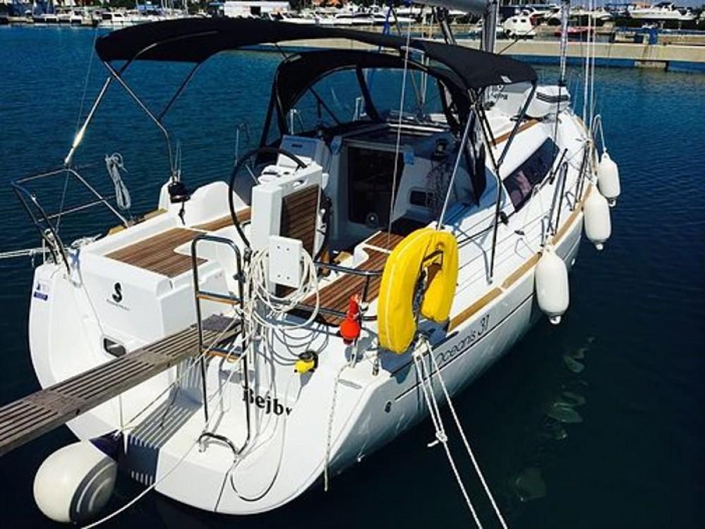 Boat rental Sukošan cheap Oceanis 31