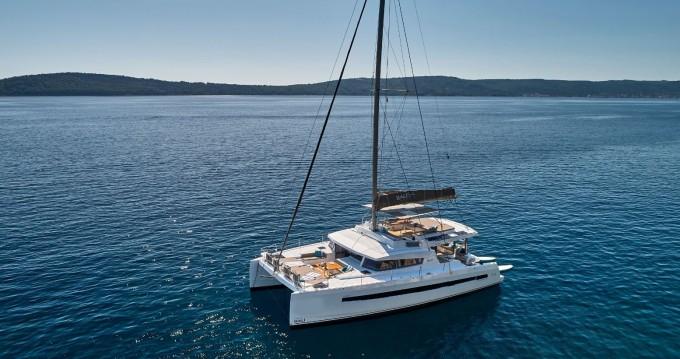 Bali Catamarans Bali 5.4 between personal and professional Salerno