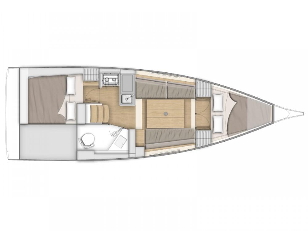 Rental yacht Sukošan - Bénéteau Oceanis 30.1 on SamBoat