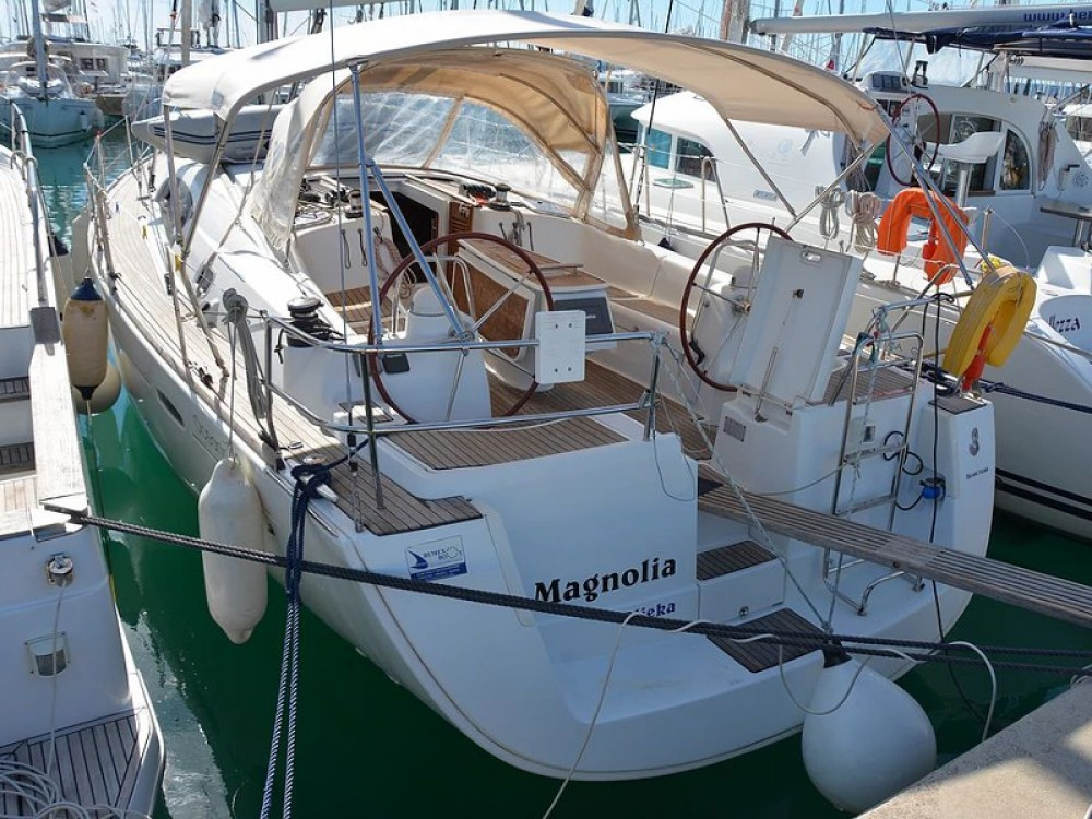 Rental yacht Sukošan - Bénéteau Oceanis 43 Mg on SamBoat