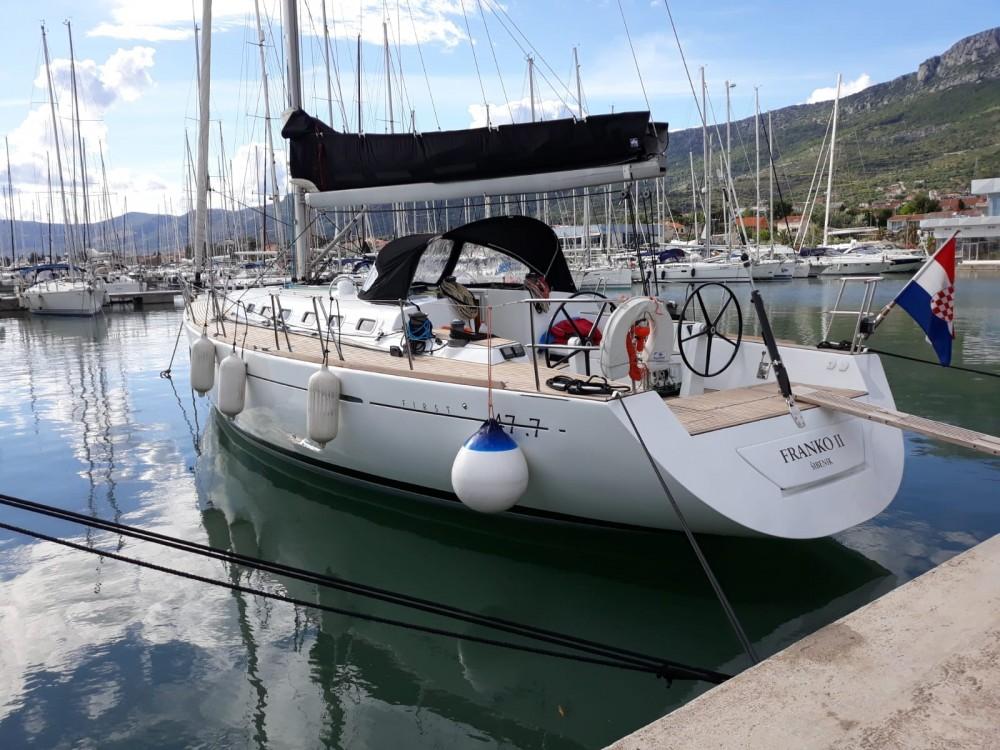 Rental yacht Primošten - Bénéteau First 47.7 on SamBoat