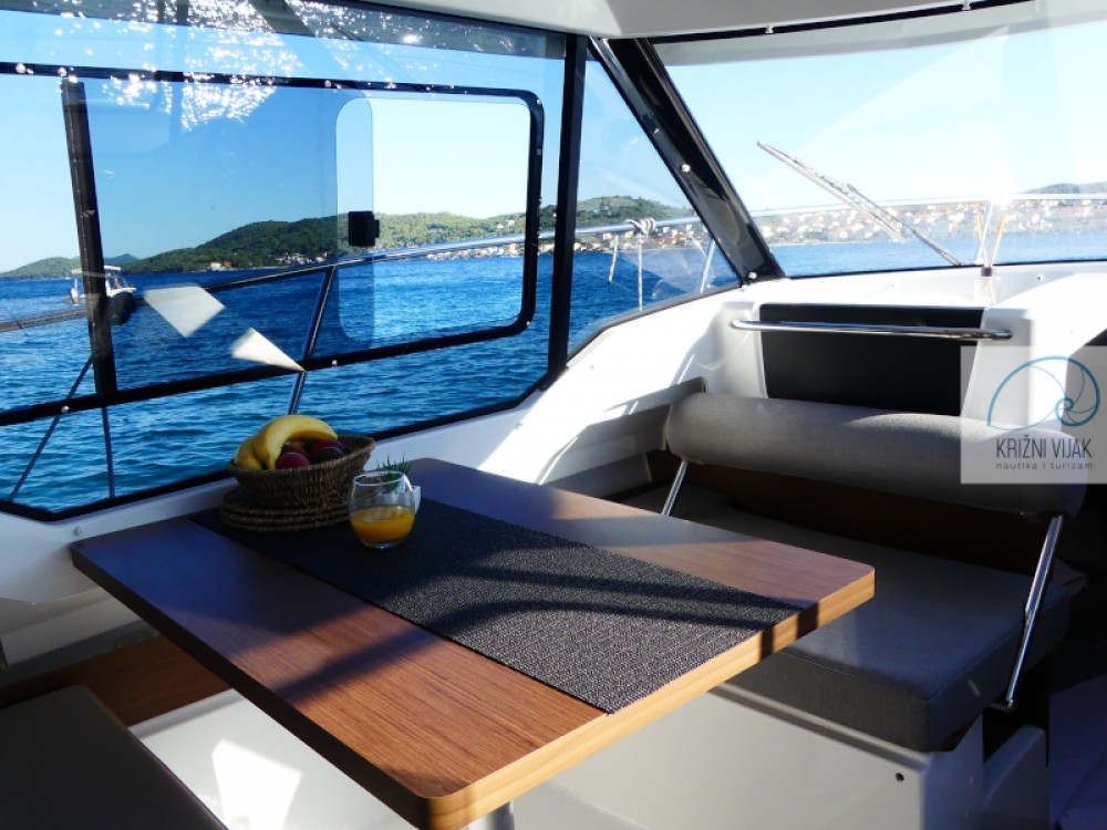 Boat rental Grad Zadar cheap Merry Fisher 795