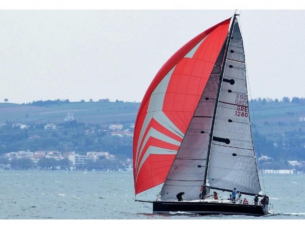 Rental Sailboat in Limanu -  Swan 42