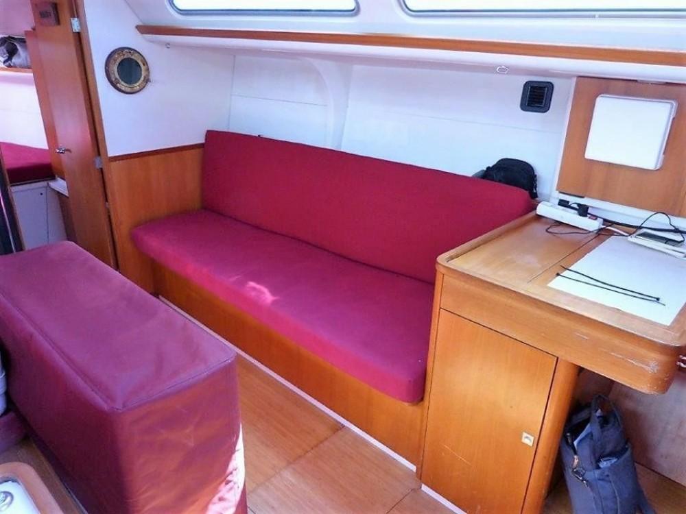 Boat rental Limanu cheap Swan 42