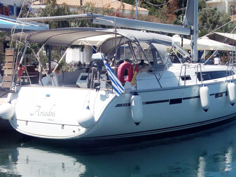Bavaria Bavaria Cruiser 46 between personal and professional Lefkada