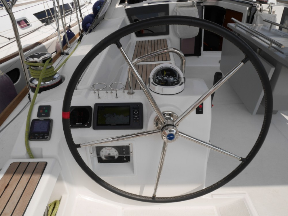 Rental yacht Lefkada - Bénéteau Oceanis 45 on SamBoat
