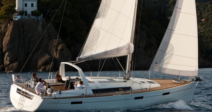Boat rental Bénéteau Oceanis 45 in Municipal Unit of Lefkada on Samboat