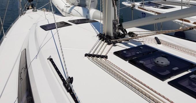 Bavaria Bavaria Cruiser 46 between personal and professional Municipal Unit of Lefkada