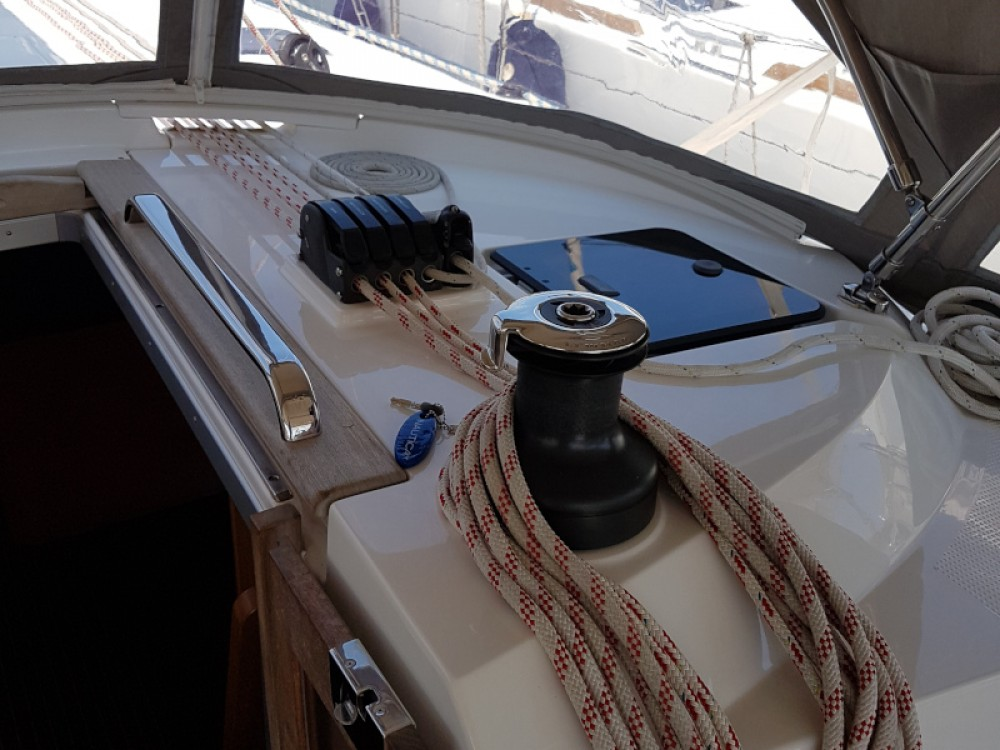 Rent a Bavaria Bavaria Cruiser 46 Lefkada