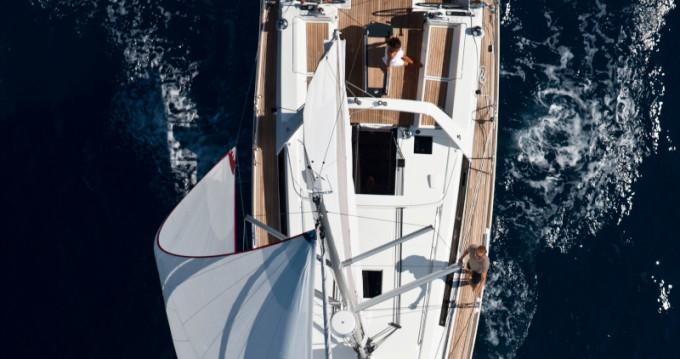 Rental yacht Municipal Unit of Lefkada - Bénéteau Oceanis 45 on SamBoat