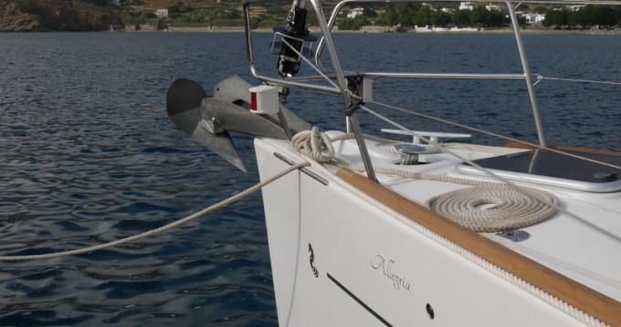 Rental Sailboat in Municipal Unit of Lefkada - Bénéteau Oceanis 45