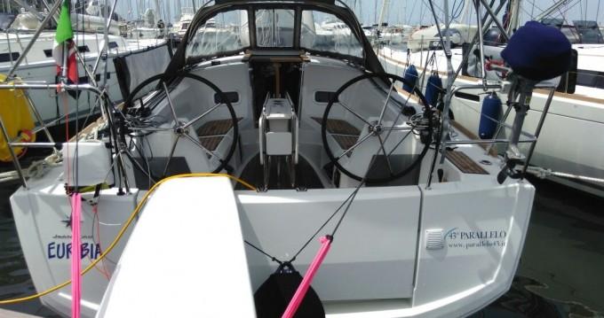 Rental yacht Follonica - Jeanneau Sun Odyssey 349 on SamBoat