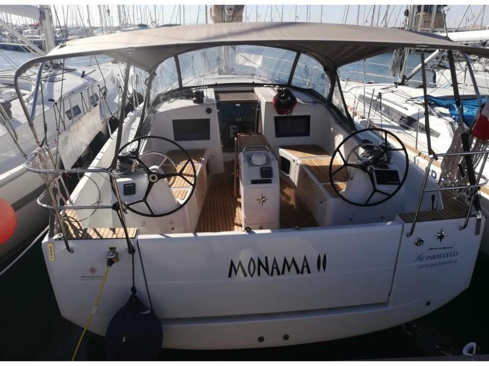 Boat rental Follonica cheap Sun Odyssey 410