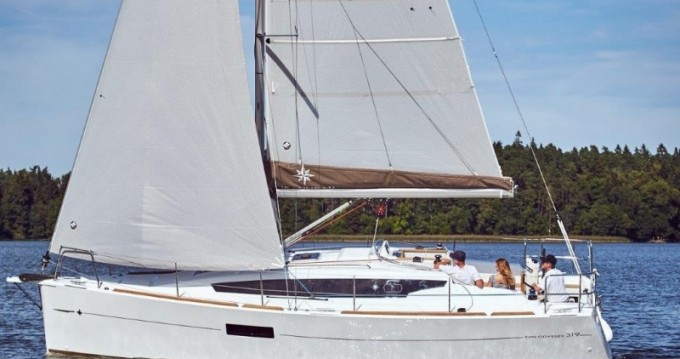 Boat rental Follonica cheap Sun Odyssey 319