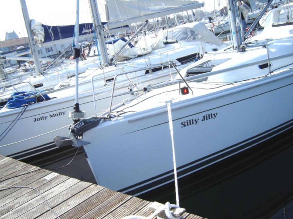 Rental yacht Kenz-Küstrow - Hanse Hanse 370 on SamBoat