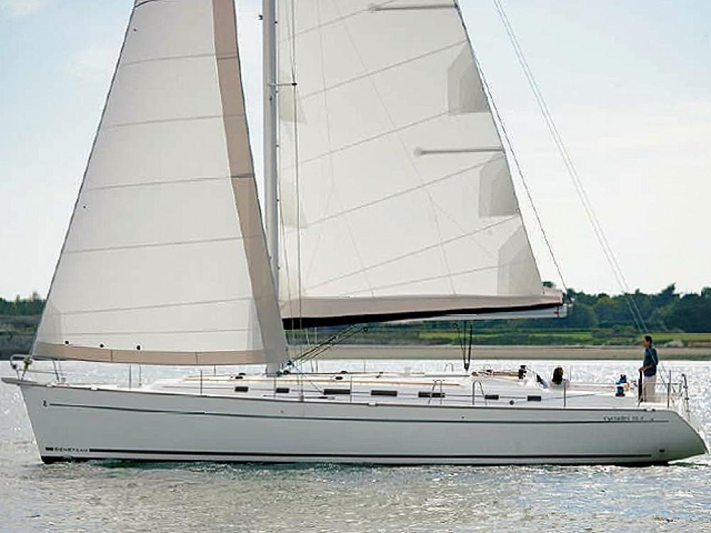 Rental Sailboat in Divitz-Spoldershagen - Bénéteau Cyclades 50.5