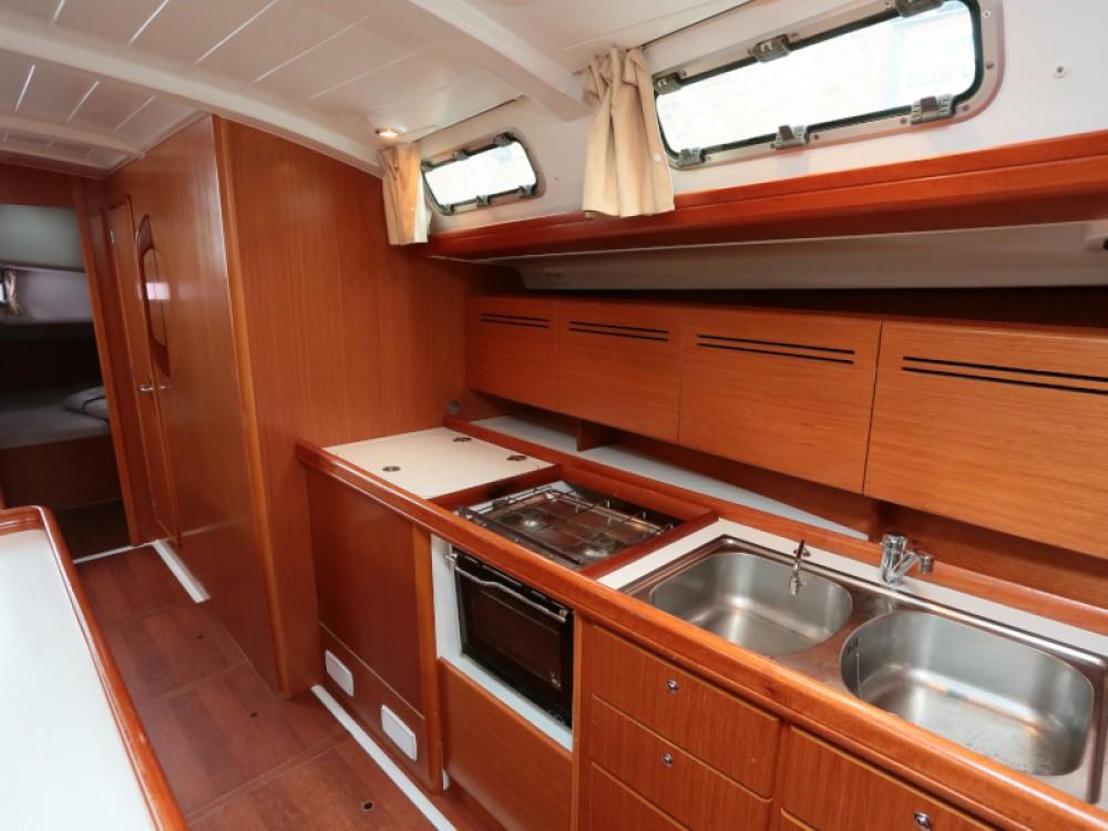 Boat rental Divitz-Spoldershagen cheap Cyclades 50.5