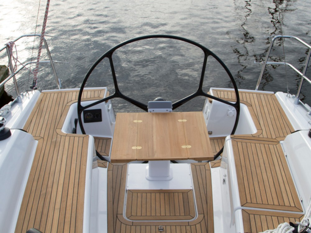 Hire Sailboat with or without skipper Dehler Altefähr