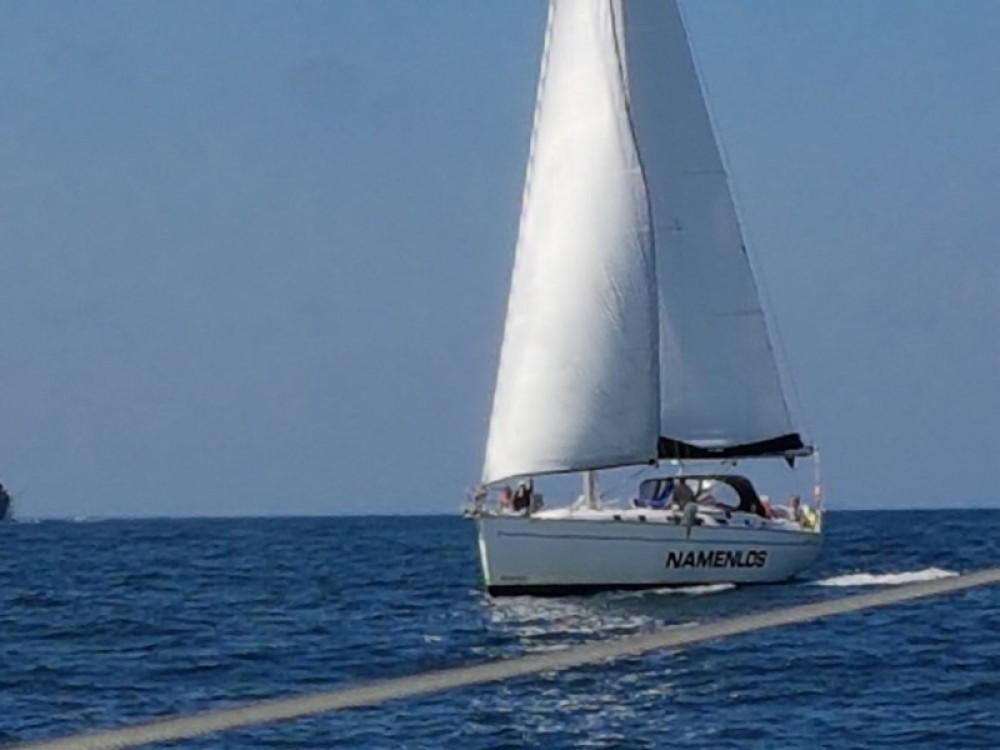 Boat rental Bénéteau Cyclades 50.5 in Divitz-Spoldershagen on Samboat