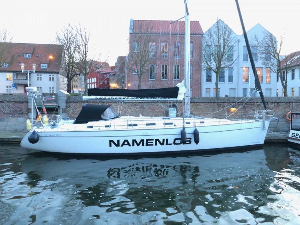 Rental yacht Divitz-Spoldershagen - Bénéteau Cyclades 50.5 on SamBoat