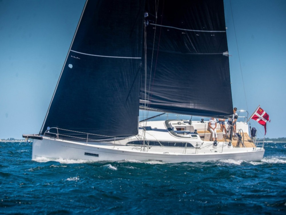 Hire Sailboat with or without skipper X-Yachts Spalato