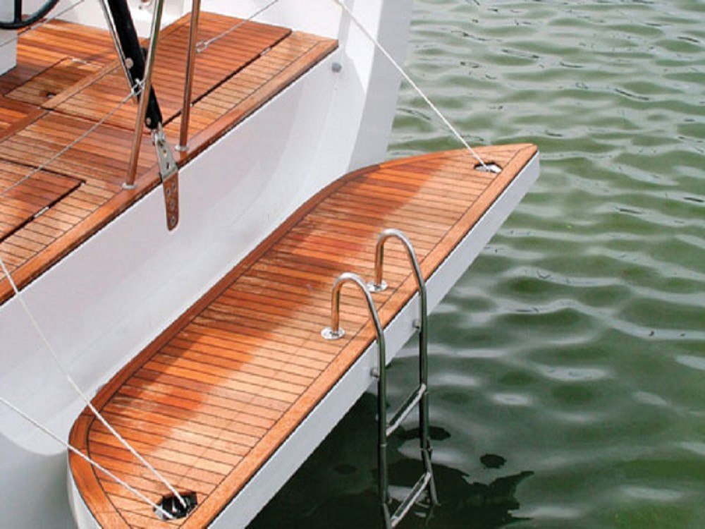 Sailboat for rent Spalato at the best price