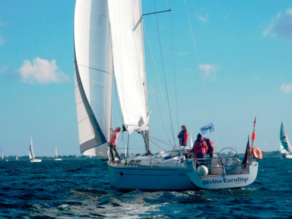 Hire Sailboat with or without skipper Hanse Altefähr
