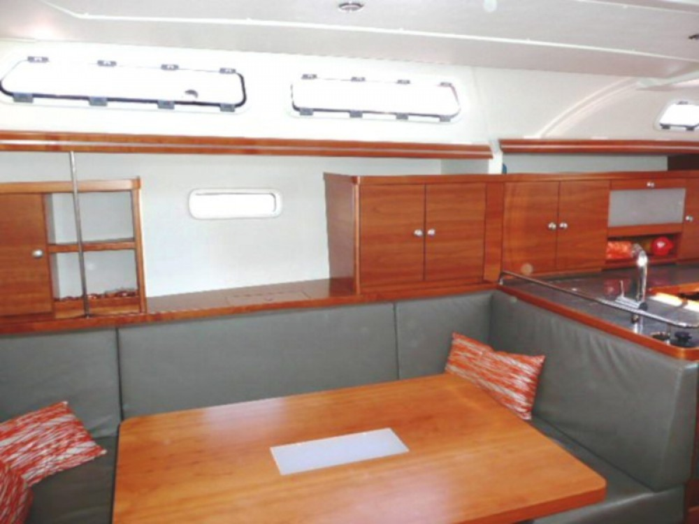 Sailboat for rent Altefähr at the best price