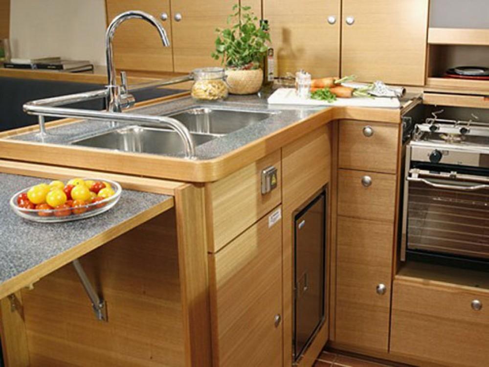 Boat rental Divitz-Spoldershagen cheap Hanse 430e