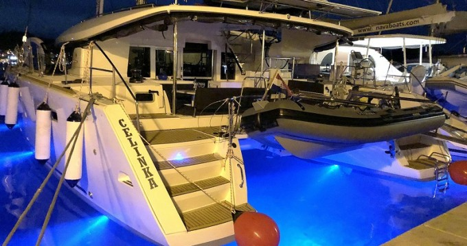 Boat rental Sukošan cheap Lagoon 450 Sport Top